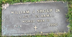 William J Shoup, Jr