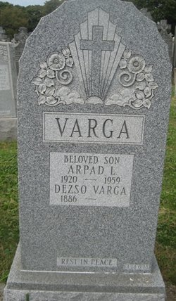 Arpad L Varga