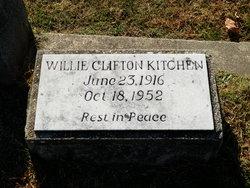 Willie Clifton Kitchen