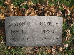 Hazel V. Powell