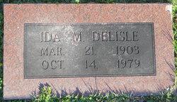 Ida Marie <I>Haslip</I> DeLisle