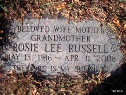 Rosie Lee Russell