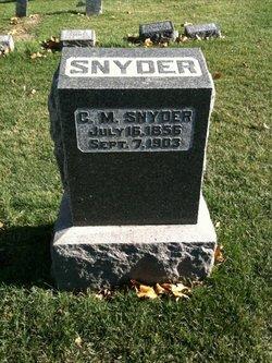 Charles M Snyder