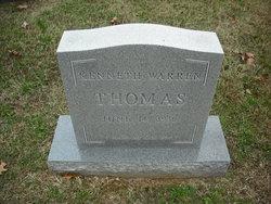 Kenneth Warren Thomas