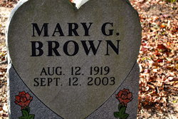Mary G. Brown