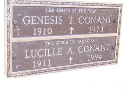 Genesis Theophile Conant