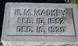 Kelton Martin Mackey
