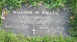 William W Wolfe