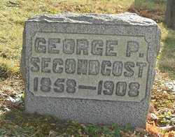 George P Secondgost
