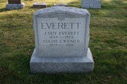 Goldie E. <I>Everette</I> Widmer
