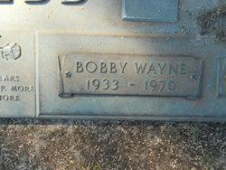 Bobby Wayne Webb