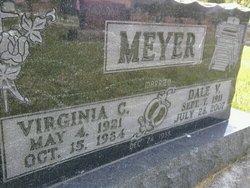 Virginia C. <I>Chandler</I> Meyer