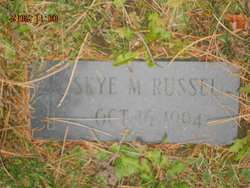Skye M Russell