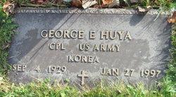George E Huya