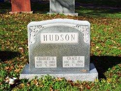 Grace F <I>Miller</I> Hudson