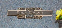 Edna <I>Berrena</I> Brown
