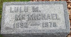 Lulu M McMichael