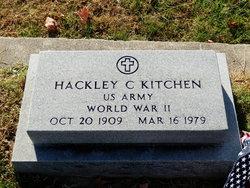 Hackley C. Kitchen