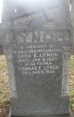 Thomas F Lynch