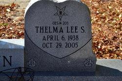 Thelma Lee Brown