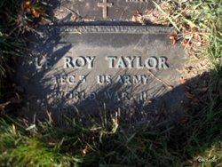 Le Roy Taylor