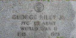 George Riley, Jr