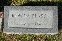Rowena Denson