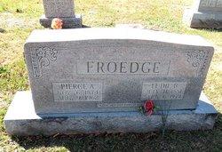 Ludie B. <I>Ferguson</I> Froedge