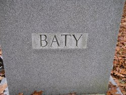 Beatrice <I>Ellithorpe</I> Baty