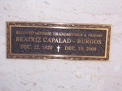 Beatriz Capalad Burgos