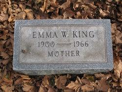 Emma W. King