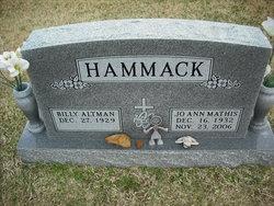 Billy Altman Hammack