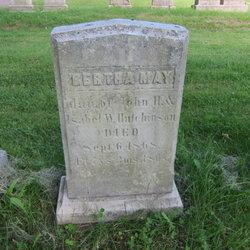 Bertha May Hutchinson