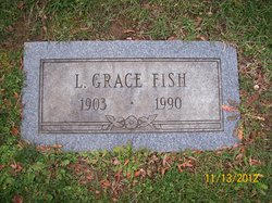 Leona Grace <I>Murray</I> Fish