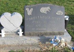 Matthew Kirk Peter