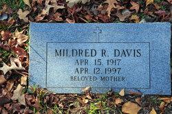 Mildred R. Davis