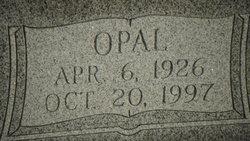 Opal <I>Smith</I> Spencer