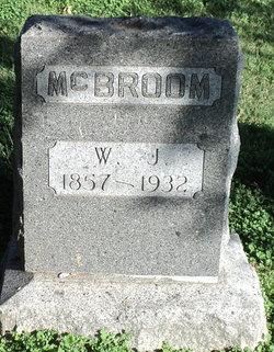 """William James """"W. J."""" McBroom"""