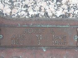 Roxie E Rhodes