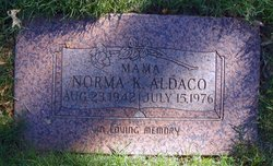 Norma K. Aldaco