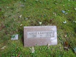 Albert R Kaufmann