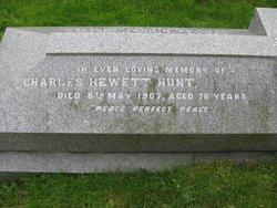 Charles Hewett Hunt