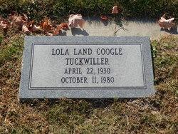 Lola <I>Land</I> Tuckwiller