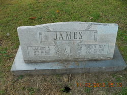 Norma Jean James