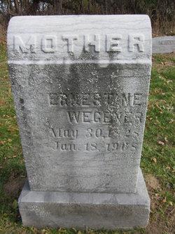 Ernestine Wegener