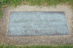 Cletus Dwight Shutt