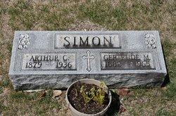Arthur Cyril Simon