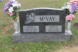 Karen L <I>Shook</I> McVay