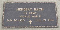Herbert Bach