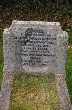 Richard William Cross